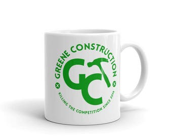 Greene Construction Mug