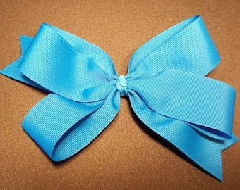 6 Inch Boutique Hair Bow