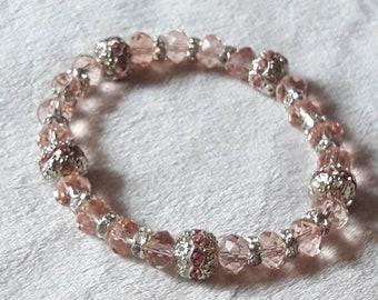 Princess style bracelet
