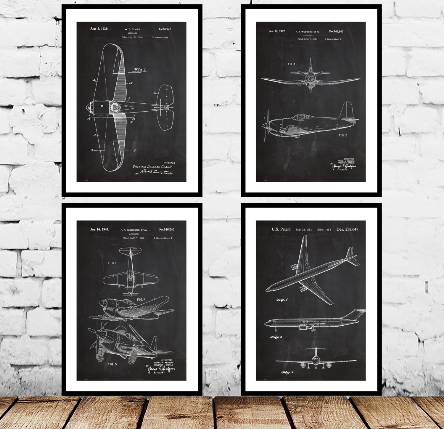 Airplane patent aircraft poster airplane art aviation zoom malvernweather Gallery