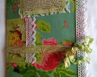Tea and Roses Junk Journal