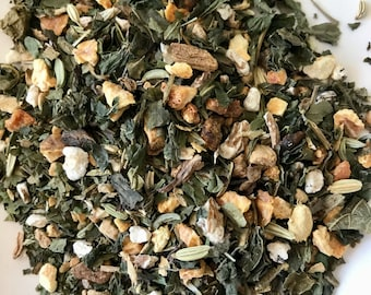 Dandy Detox | Seasonal Blend | Loose Leaf Tea