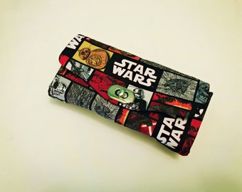 Star Wars Wallet, Geek Wallet, Emmaline Necessary Wallet, Star Wars NCW, Womens Wallet, Accordion Wallet,