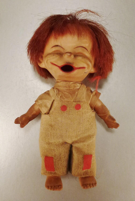 Toys 4 Brats : Vintage mod brat doll japan pat s shabby boy red