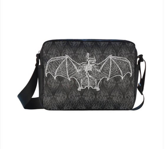 Bat Bones Cross-body Bag