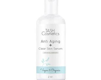 Anti Acne + Anti Aging Clear Skin Serum