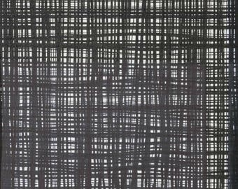 Alexander Henry - The Ghastlies Collection - A Ghastlie Weave in Black / White