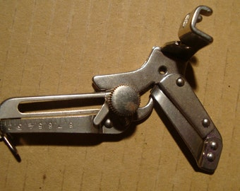 Singer Simanco 35931 adjustable hemmer foot vintage part attachments & accessory accessories for K machines