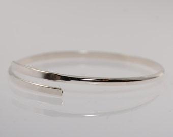 Sterling silver bracelet. Simple bracelet