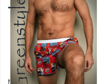Instant Download GreenStyle 400 Oak Street Boxers in sizes S to XXXL