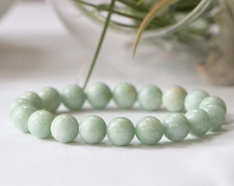 Amazonite Stacker Bracelet