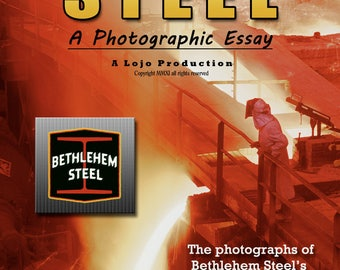 Reflections in Steel - A Photographic Essay DVD