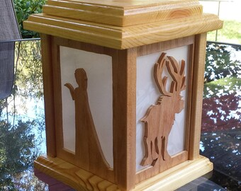 Disney's Handcrafted Frozen Lantern