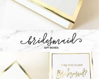 Personalized Gift Box (EB3171BPW) PERSONALIZED EMPTY BOX