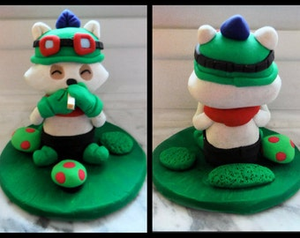 Custom Teemo League of Legends Figurine