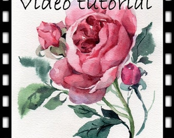 Patreon watercolor tutorial 1-10