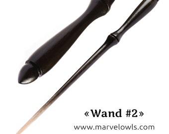 Wand #2 - Marvelowls Wizard Wands Shop