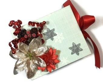 Winter Paper Bag Mini Album - Cozy