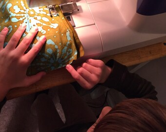 One hour Private Sewing Lesson