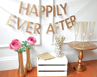 Happily Ever After Banner