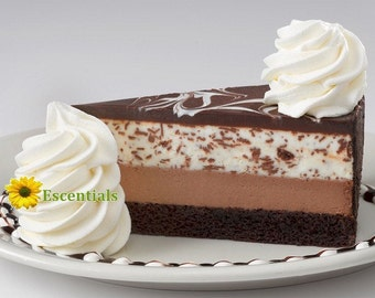 1/2 Ounce Chocolate Cheesecake Flavor Oil