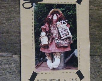 Patty Pigtail n Pals-Thimble Stitchin #142