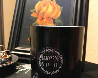 Modern Musk Soy Wax Candle