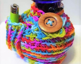 Colorful Waterpipe Cozy