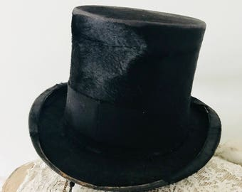 Top Hat, Antique ,Toronto, Jeanne d'arc, Vintage by Nina