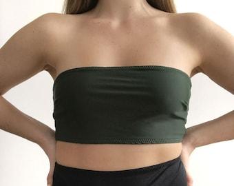 Flattering Bandeau Bikini Top