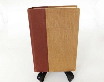 1962 Gone With The Wind Vintage Book, GWTW, Historical Edition, Civil War, Romance Novel, Classic Literary, Scarlet O'Hara, Rhett Butler