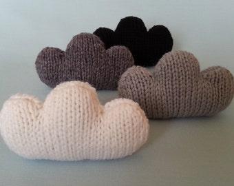 Clouds Knitting Pattern