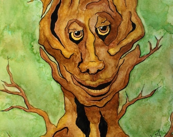 Tree Golem