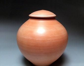 Urn - Ceramic Urn - Natural Urn
