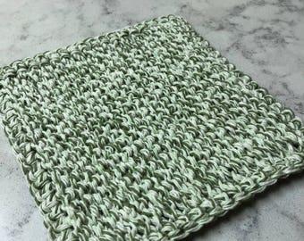 Crochet dishcloth set of 5
