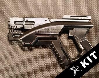 Predator Pistol 3D Printed DIY KIT - Mass Effect Inspired Cosplay Prop Handgun Replica