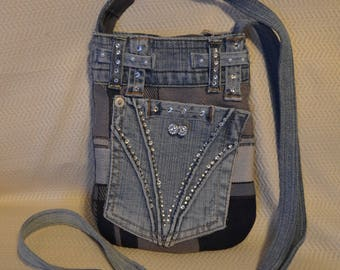 Lady's Crossover Purse