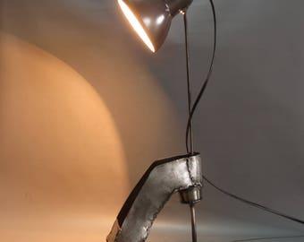Iron - Luminary - Lampshade - Lamp - High Heels - Scrap