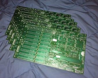 """13"""" x 8""""  Green Electronic Circuit Board"""
