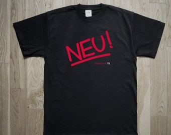 T-ShirtNEU! German krautrock band