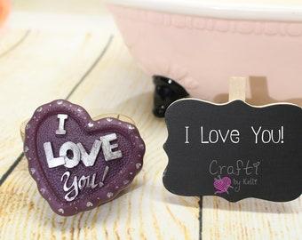 I Love You! - Custom Artisan Soap