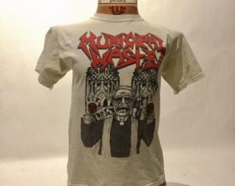 Vintage Municipal Waste Tee Shirt 90's (DS-TS-6)
