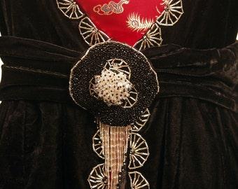 Costume Italian Renaisssance Reproduction Size 14-16