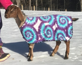 PetCoats for Dogs and Goats!