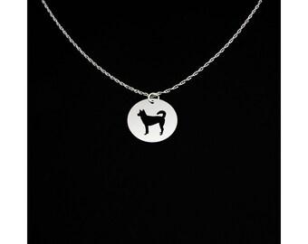 Kishu Ken Necklace - Kishu Ken Jewelry - Kishu Ken Gift