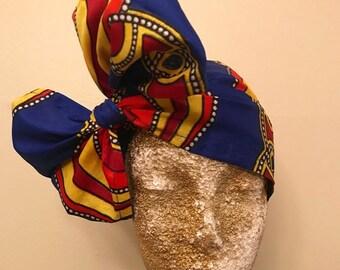 Bluelinks Kuchena Half Head Wrap