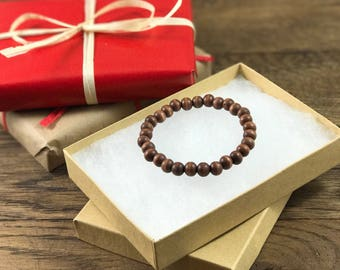 Wood Bead Bracelet, Yoga Bracelet, Beaded Bracelet, Beaded Bracelet for Women, Wooden Bead Bracelet, Bead Bracelet Women
