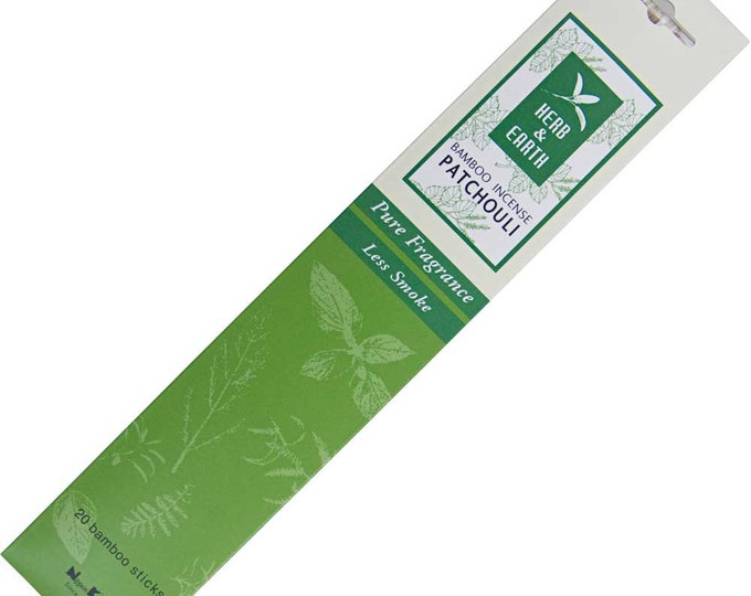 Herb & Earth Patchouli Incense