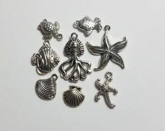 Sea Creature Set