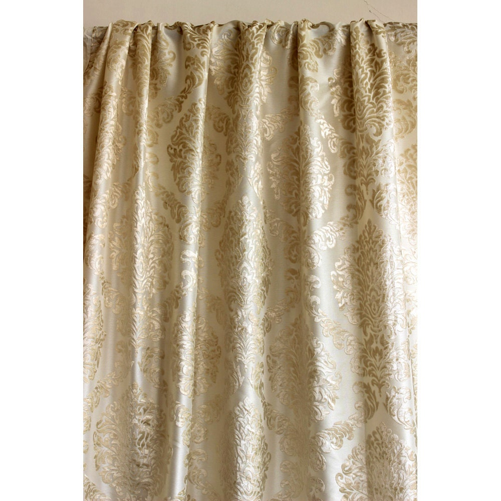 p curtains gold fancy and energy saving curtain ivory embroidery white